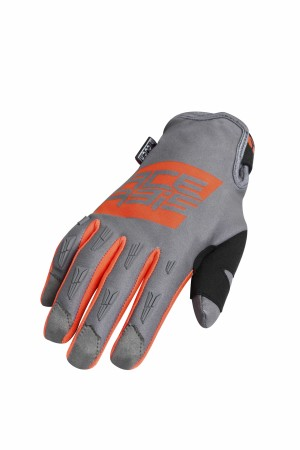 GLOVES X-WP : WATERPROOF - ORANGE/BLACK