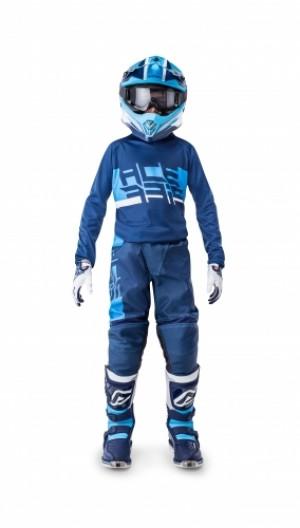 MX SOEN KID PANTS SPECIAL - BLUE