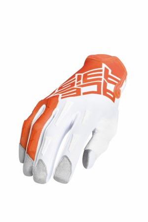 GLOVES MX-X-P BASIC - ORANGE