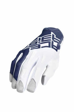 GLOVES MX-X-P BASIC - BLUE