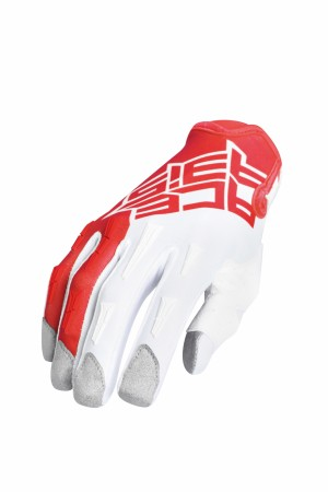 GLOVES MX-X-P BASIC - RED