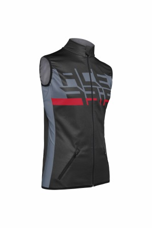 X-WIND VEST SOFTSHELL - GREY
