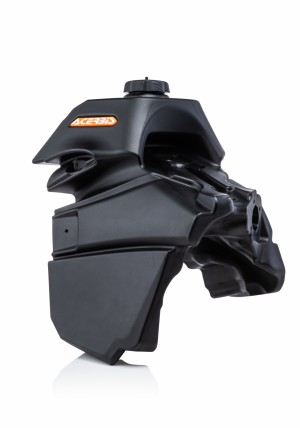 FUEL TANKS 15 L KTM SXF 2019 - BLACK