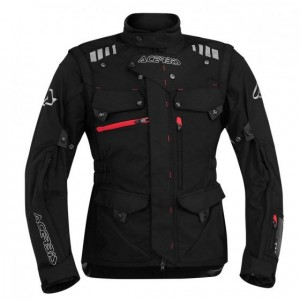 JACKETS ADVENTURE - BLACK
