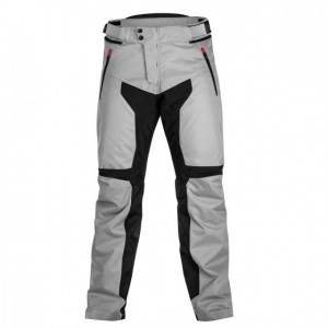 BAGGY ADVENTURE PANTS - BLACK/GREY