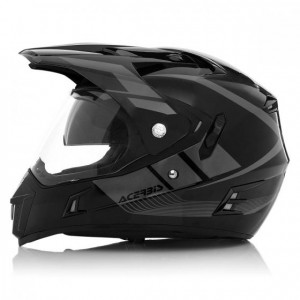 VISOR ACTIVE HELMET - BLACK/GREY