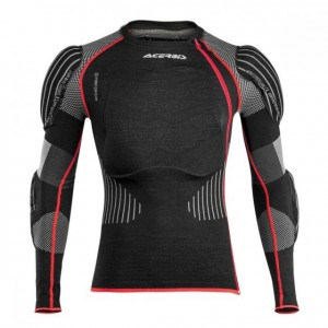 X-FIT PRO BODY ARMOUR - BLACK