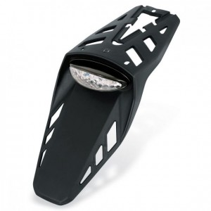 LED CE TAILLIGHT - BLACK
