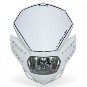 LED VISION HP HEADLIGHT - WHITE