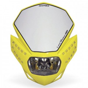 LED VISION HP HEADLIGHT - YELLOW