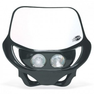 DHH HEADLIGHT - BLACK