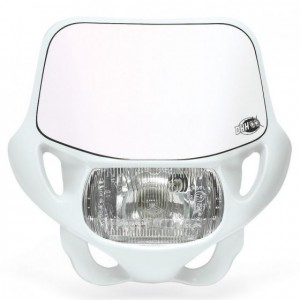 DHH CERTIFIED HEADLIGHT - WHITE