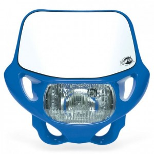 DHH CERTIFIED HEADLIGHT - BLUE