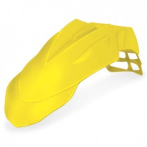 SUPERMOTARD FRONT FENDER - YELLOW