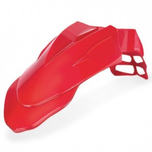 SUPERMOTARD FRONT FENDER - RED