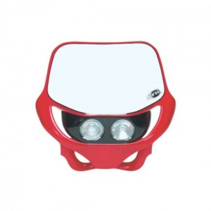 DHH HEADLIGHT - RED