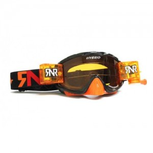 HYBRID LTD FULLY LOADED - BLACK/ORANGE
