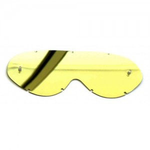 LENS P.CARB MIRROR - PLATINUM - GOLD/YELLOW