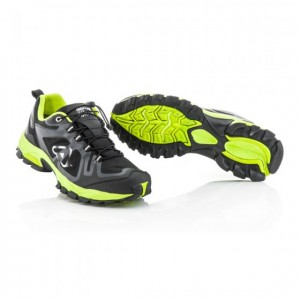 TRAIL WR WATERPROOF SHOES - BLACK
