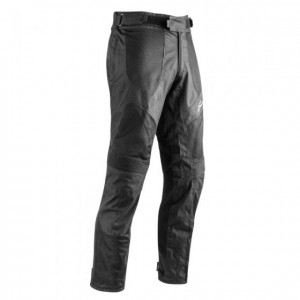 RAMSEY MY VENTED PANTS - BLACK