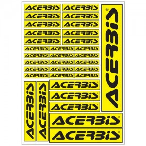 ACERBIS DECAL SHEET