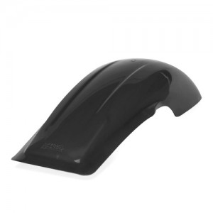 NOST MX REAR FENDER - BLACK