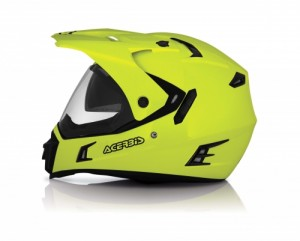 ACTIVE MOTORCYCLE HELMET FLUO YELLOW from 159,95