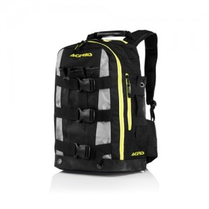 SHADOW BACKPACK - BLACK/YELLOW