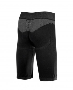 Underwear ceramic pants - BLACK