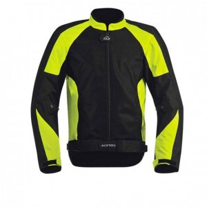 RAMSEY MY JACKET - BLACK/YELLOW