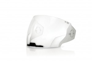 TRANSPARENT VISOR ACTIVE HELMET - ONE SIZE