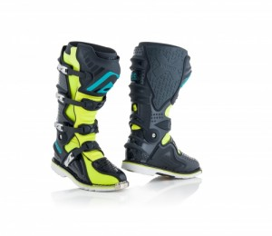 X-MOVE 2.0 BOOTS - FLO YELLOW/GREY