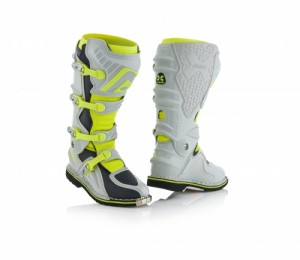 X-MOVE 2.0 BOOTS - GREY/FLO YELLOW