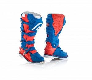 X-MOVE 2.0 BOOTS - RED/BLUE