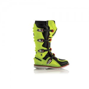 BOOTS OFF ROAD X-MOVE 2.0 - FLO YELLOW/BLACK
