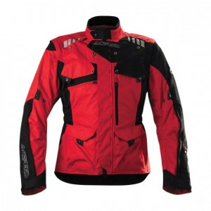 JACKETS ADVENTURE - BLACK/RED