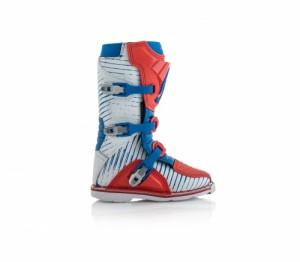 SHARK JUNIOR BOOTS - RED/BLUE