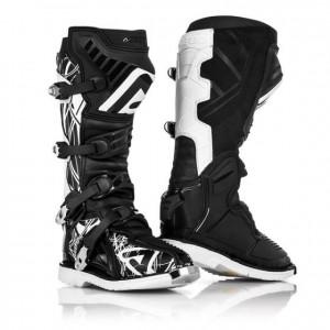 X-PRO V. OFF ROAD BOOTS - BLACK/WHITE