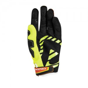 MX 1 OFF ROAD GLOVES - ORANGE/YELLOW