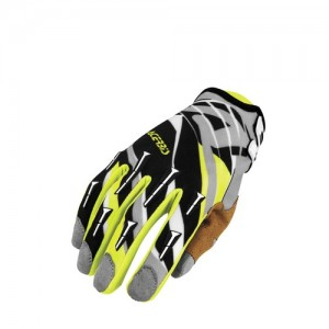 MX 2 OFF ROAD GLOVES - BLACK/GREEN