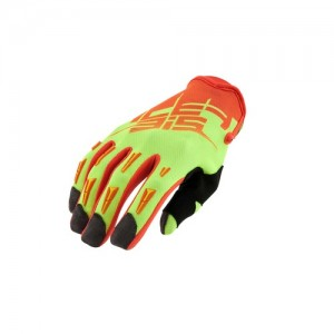 MX 2 OFF ROAD GLOVES - YELLOW/ORANGE