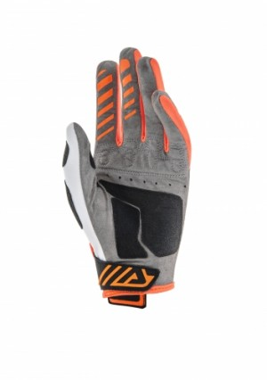 MX-X2 GLOVES - BLACK/WHITE