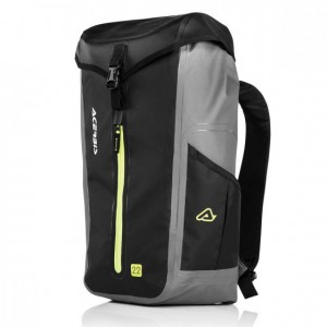 NO WATER BACKPACK - BLACK/GREY