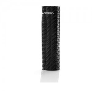 RUBBER UP FORKS COVERS USD 47-48 MM - BLACK
