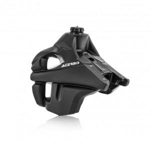 FUEL TANK KTM 15L SXF 250-350-450 16/18 + EXCF 250-350-450-500 17/19 – BLACK