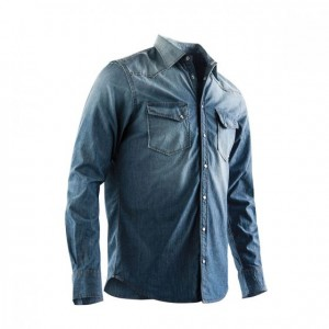 SHIRTS/POLO  GREAT RIVER - BLUE