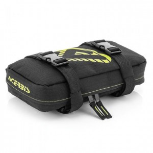 FRONT FENDER TOOLBAG - BLACK/YELLOW