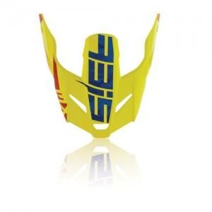 Visor Profile 3,0 - FLO YELLOW MATT