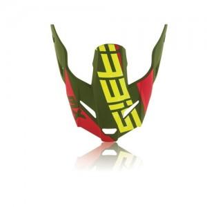 Visor Profile 3,0 - GREEN/YELLOW