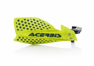 HANDGUARDS ULTIMATE - YELLOW/BLUE